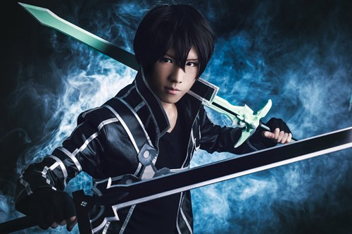 cosplay,kirito,anime,Sword Art Online,sao