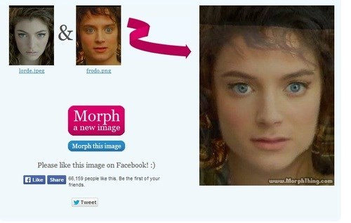 frodo Lord of the Rings lorde morphthing - 8012566784
