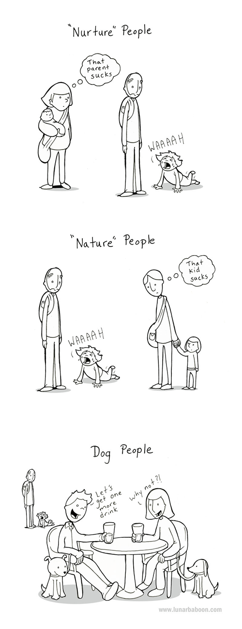 dogs,kids,sad but true,web comics