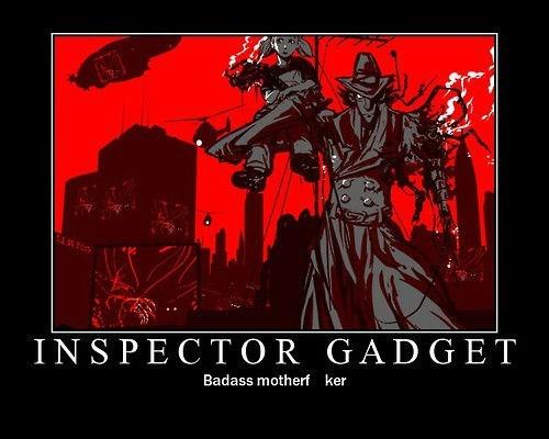 reboot inspector gadget cartoons funny - 8012741888