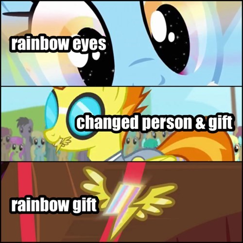 canon rainbow gift rainbow dash - 8013227008