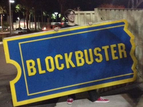 blockbuster monday thru friday g rated