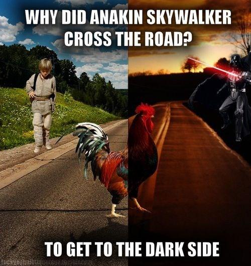 star wars jokes puns - 8013315840