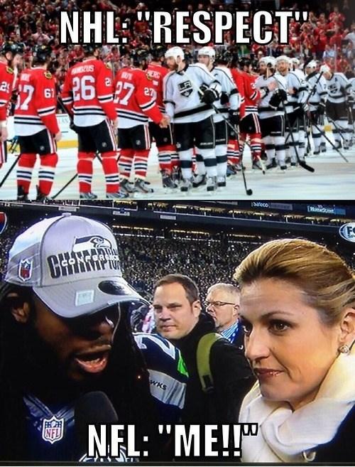 sports,nfl,NHL,richard sherman