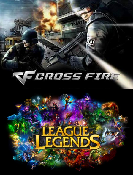 crossfire tencent free to play league of legends Video Game Coverage - 8013376256