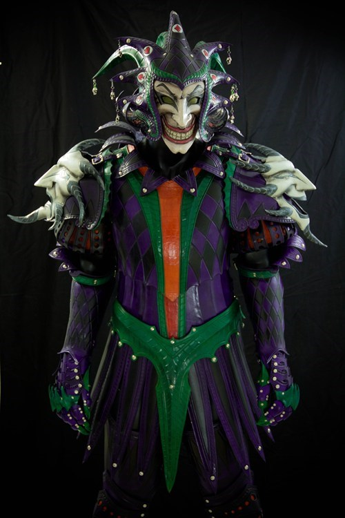 medieval,the joker,armor