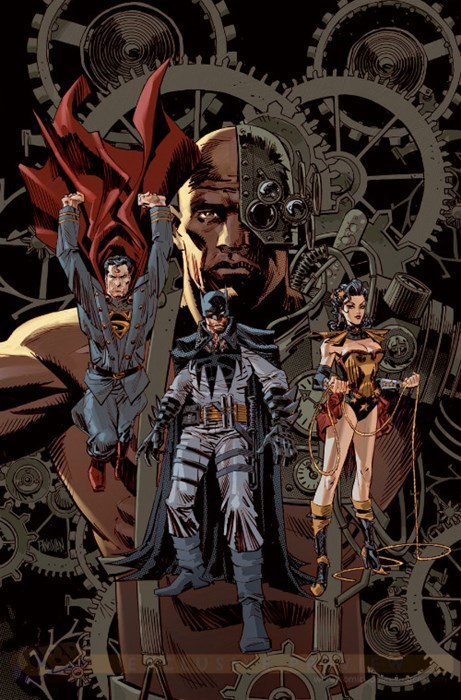variant covers DC Steampunk off the page - 8013740800