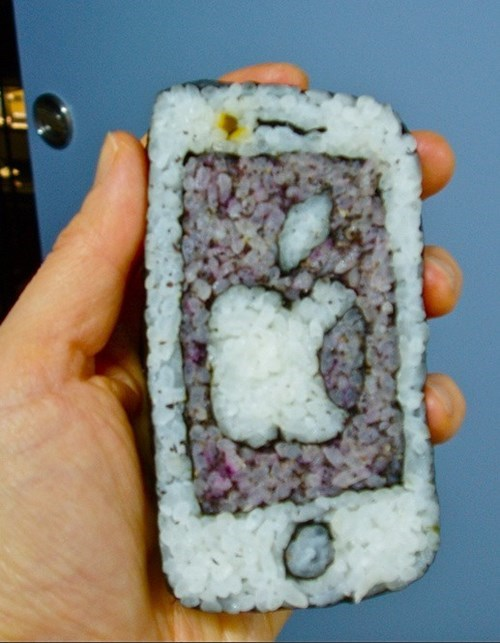 Behold the Sush-iPhone