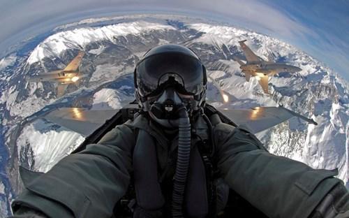 merica jets selfie BAMF air force - 8014021120