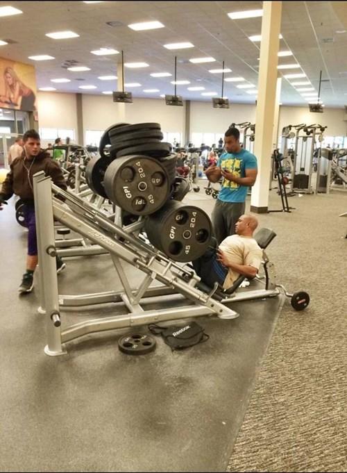 gym bad idea workout - 8014022656