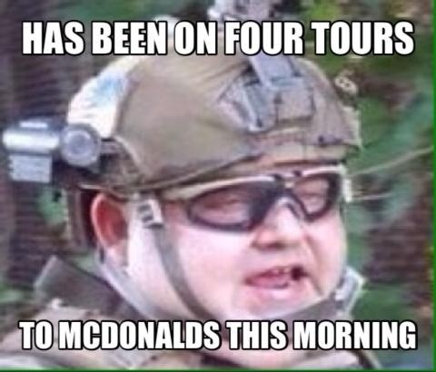 McDonald's murica - 8014326016