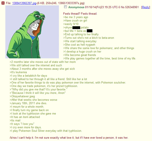 Pokémon,feels,4chan
