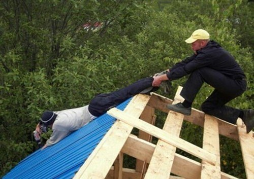 home repair roofs there I fixed it - 8015154688