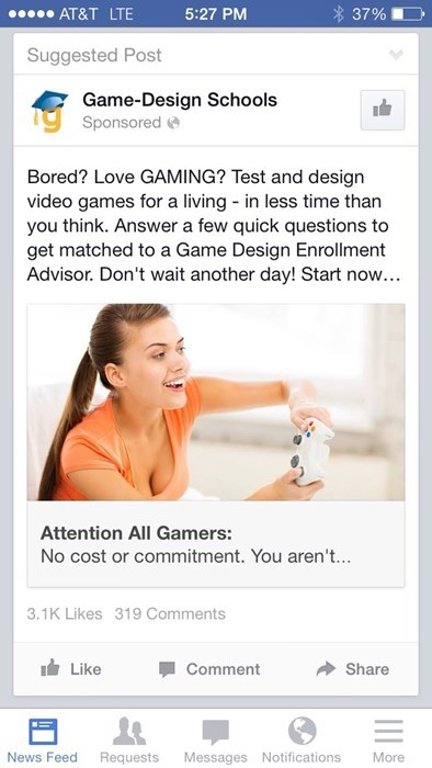 all wrong gamers facebook xbox