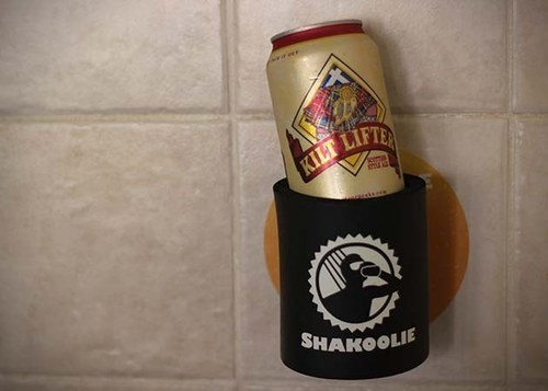 beer koozie shower genius funny - 8015308032