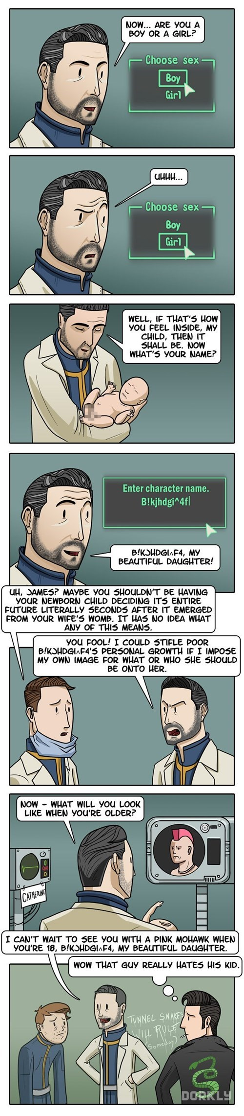 dorkly fallout web comics - 8015431936
