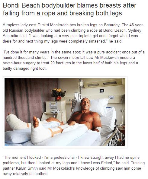 bewbs bodybuilder lady bits Probably bad News news - 8015829504