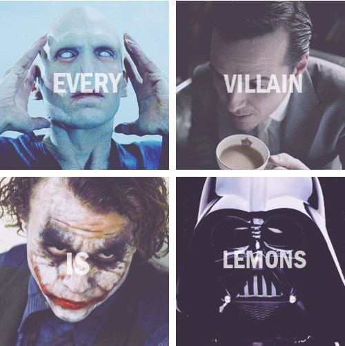 lemons,villains,wat