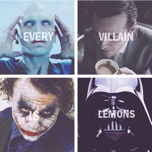 lemons villains wat - 8016336640