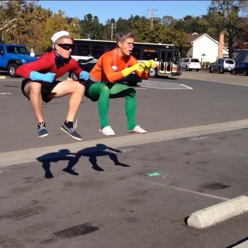 cosplay,mermaid man,SpongeBob SquarePants