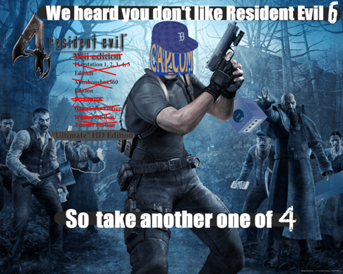 Remember when you asked for the RE2 remake?