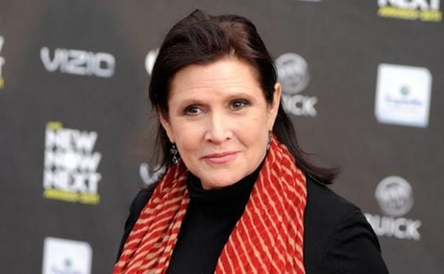 news,star wars,carrie fisher,Harrison Ford,Mark Hamill