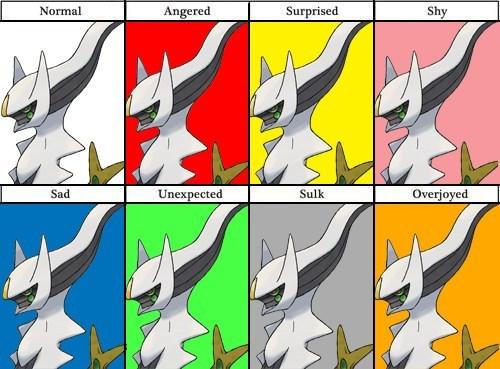 arceus kristen stewart Pokémon - 8017030144