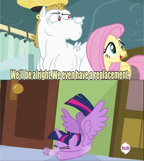 twilight sparkle,bulk biceps,the replacements