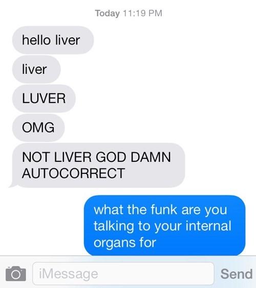 autocorrect liver text - 8017237248