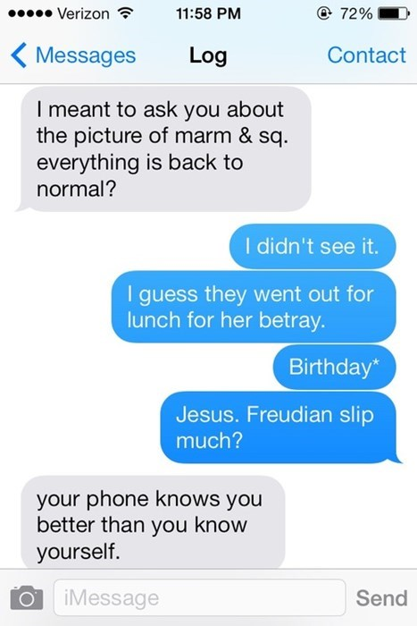 autocorrect,birthdays,text