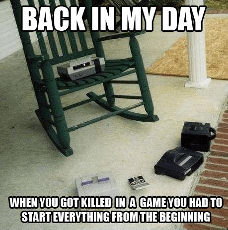 Grandpa NES