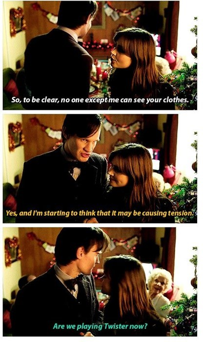 11th Doctor christmas special doctor who - 8017342720