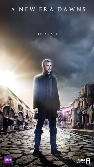 12th Doctor doctor who Peter Capaldi - 8017344768