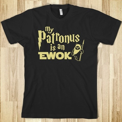 crossover for sale Harry Potter star wars t shirts - 8017387520