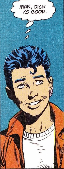 batman dick grayson that sounds naughty off the page - 8017390592