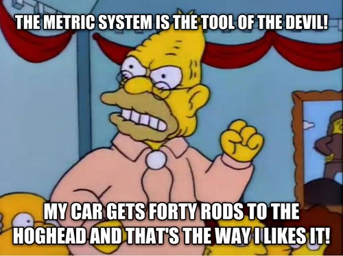 measurement,the simpsons