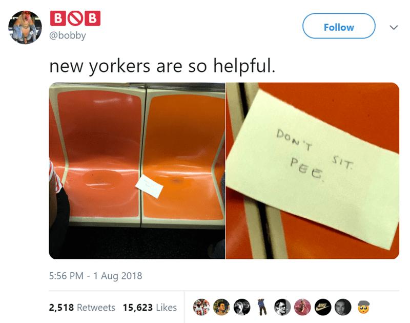 tweets new york funny tweets - 8017413