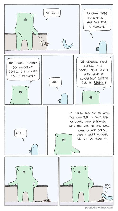 existentialism,web comics,blts