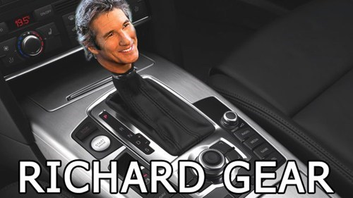 richard gere,puns,hamsters,So Much Pun