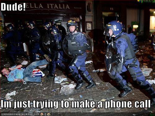 police Protest riot - 801756416