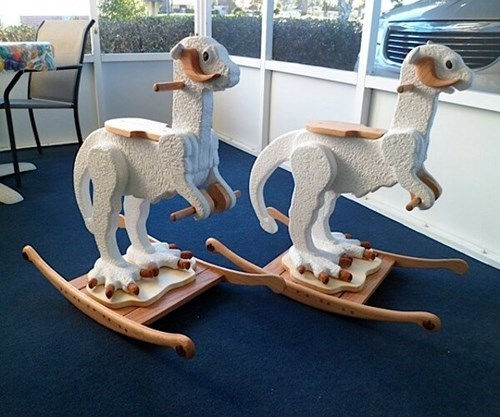 star wars rocking horses kids parenting tauntauns g rated