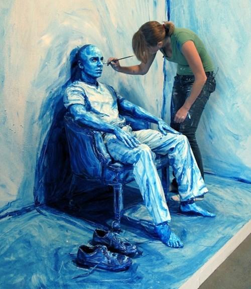 art mind blown design illusion - 8018555136