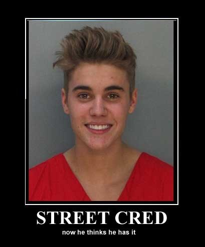 hair justin beiber street cred idiots funny - 8018561792