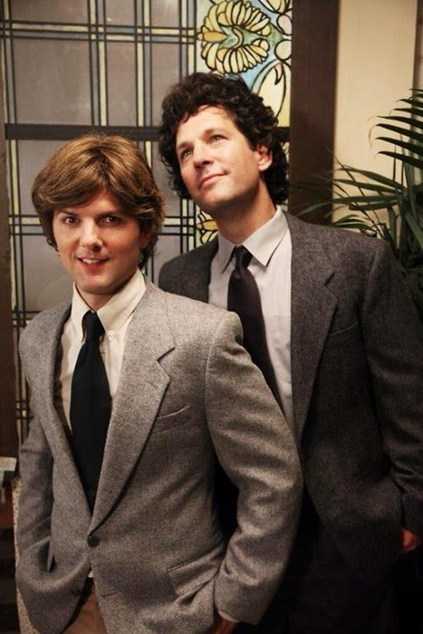 adam scott Bosom Buddies the greatest event in television history paul rudd - 8018628352
