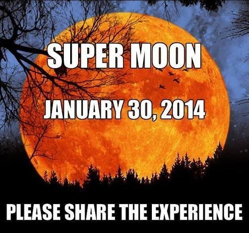awesome,Astronomy,super moon,science