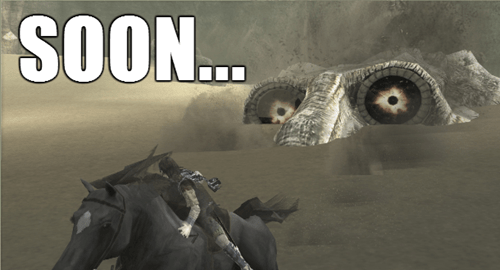 SOON shadow of the colossus - 8018808320