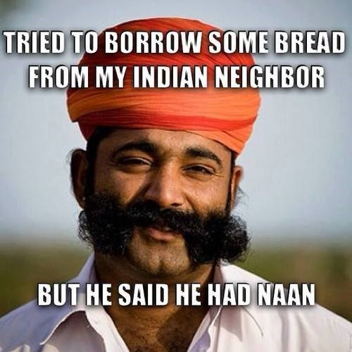 bread naan puns So Much Pun - 8019016704