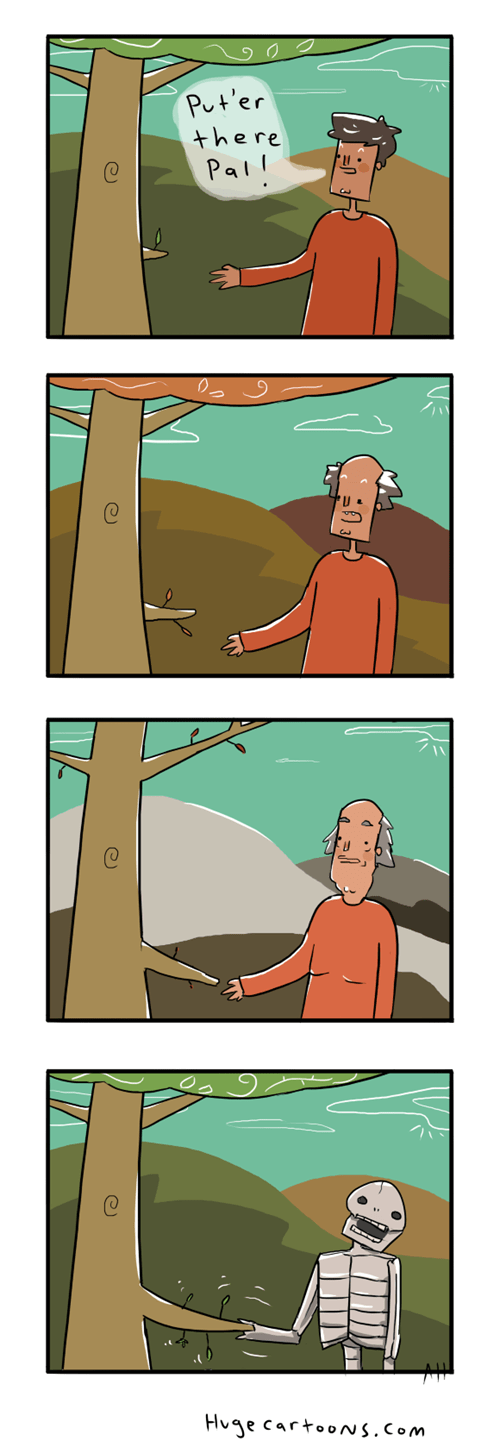 nature,handshakes,web comics