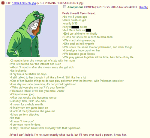 Pokémon,feels,crey,green text