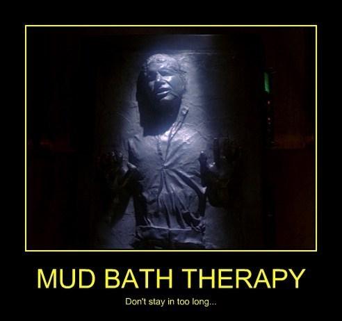 wtf mud bath wrinkles Han Solo - 8019569664